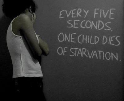 Svält
