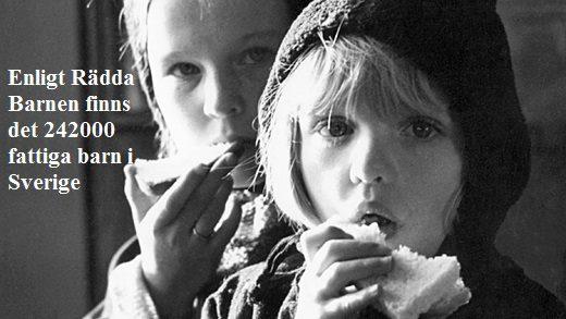 Barn Fattigdom